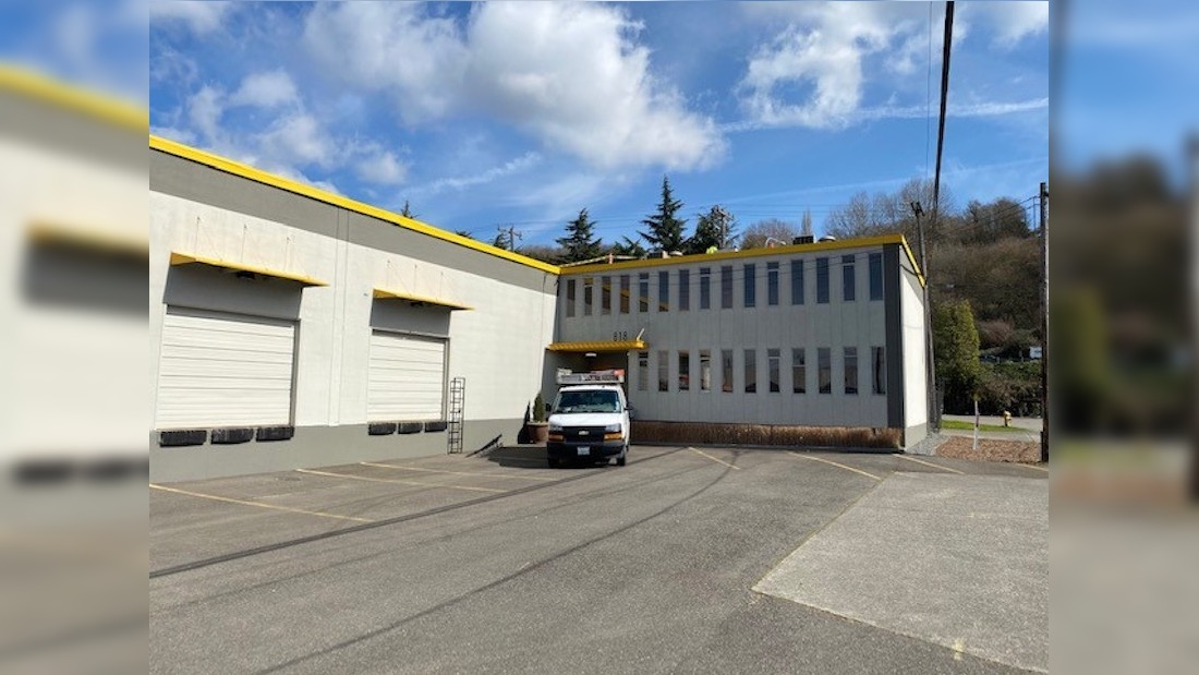 Facility Improvements To Dakota Building In Seattle's SODO District